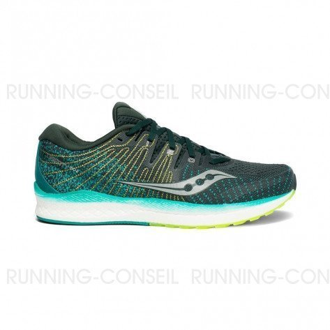 SAUCONY LIBERTY ISO Homme | Green / Teal