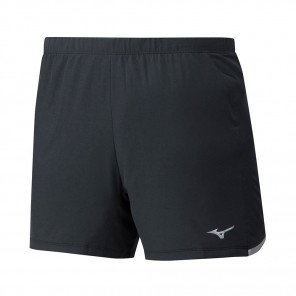 MIZUNO Short AERO 4.5 PREMIUM Homme | Black | Collection Printemps-Été 2019