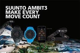 Famille connectée Suunto avec Ambit3  - Running Conseil
